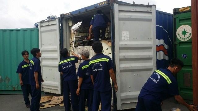 Lập Tổ công tác liên ngành để xử lý phế liệu nhập khẩu tồn đọng