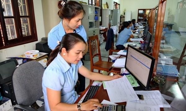 Hướng dẫn khai thác, sử dụng chức năng thanh tra chuyên ngành đóng BHXH, BHYT