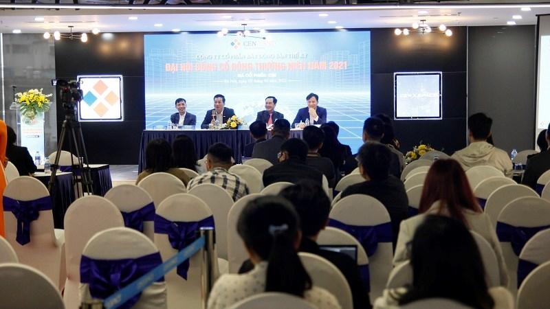 """""""Điều đặc biệt"""" tại Đại hội đồng cổ đông thường niên năm 2021 của Cen Land"""