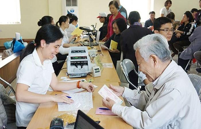 Quy định mới về 8 nhóm đối tượng được hưởng lương hưu, trợ cấp BHXH hàng tháng