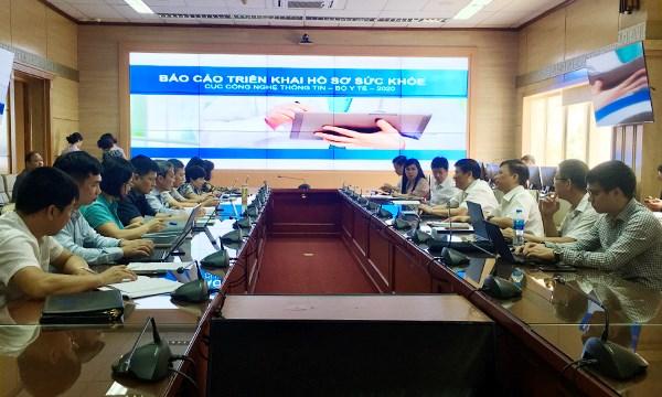 BHXH Việt Nam phối hợp với Bộ Y tế xây dựng hồ sơ sức khỏe điện tử cá nhân năm 2020