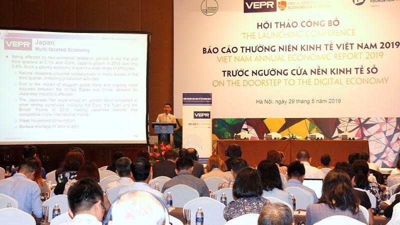 2 kịch bản tăng trưởng kinh tế Việt Nam năm 2019