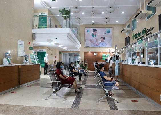 Bệnh viện Đa khoa Hoàn Mỹ Sài Gòn tiếp nhận bệnh nhân trở lại từ ngày 31/5/2021