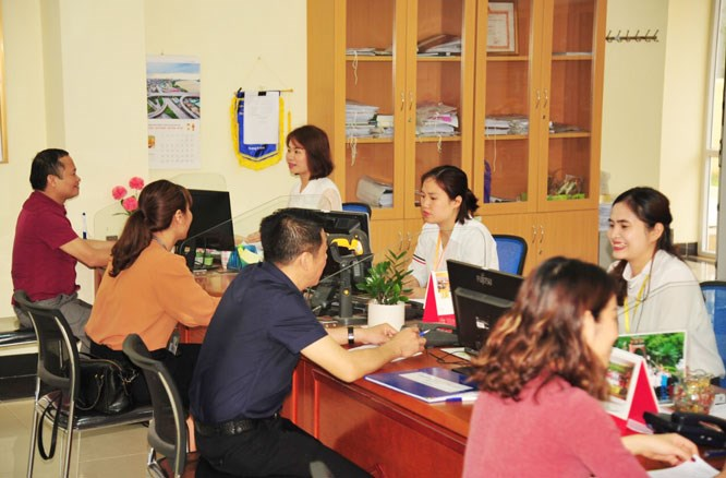 Tiếp nhận 31.827 giấy đề nghị gia hạn nộp thuế và tiền thuê đất của người nộp thuế