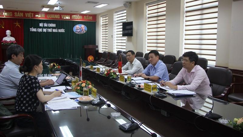 Thúc đẩy hợp tác giữa Việt Nam và Nhật Bản về dự trữ dầu thô và xăng dầu
