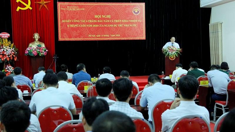 Ngành Dự trữ Nhà nước đảm bảo xuất cứu trợ, viện trợ kịp thời hàng dự trữ quốc gia