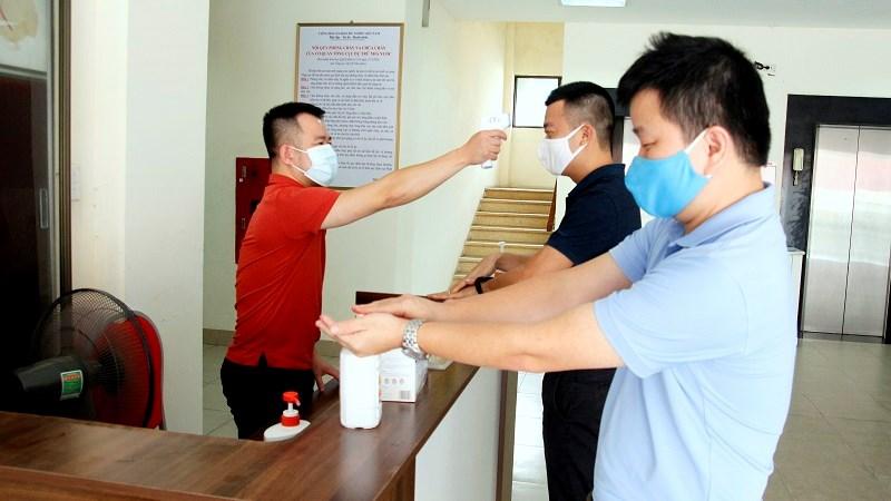Tổng cục Dự trữ Nhà nước triển khai các biện pháp cấp bách phòng, chống dịch Covid-19