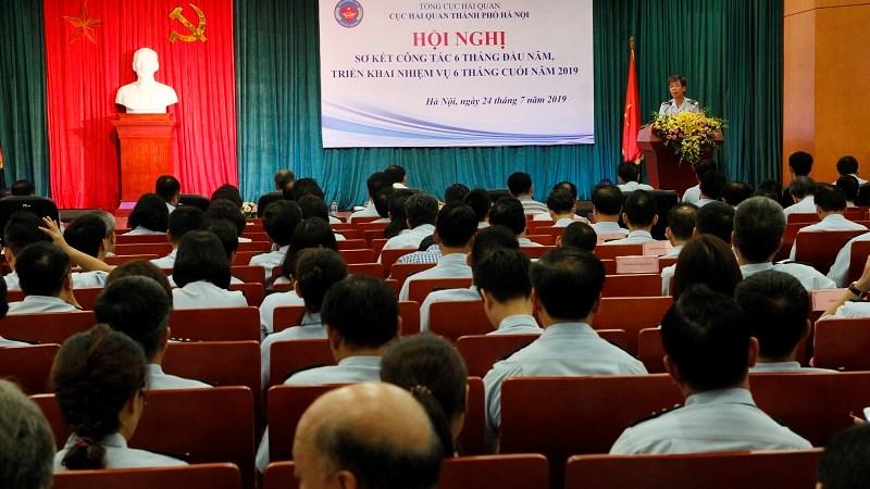 Cục Hải quan TP. Hà Nội: Đồng bộ các giải pháp, phấn đấu vượt thu 5% dự toán
