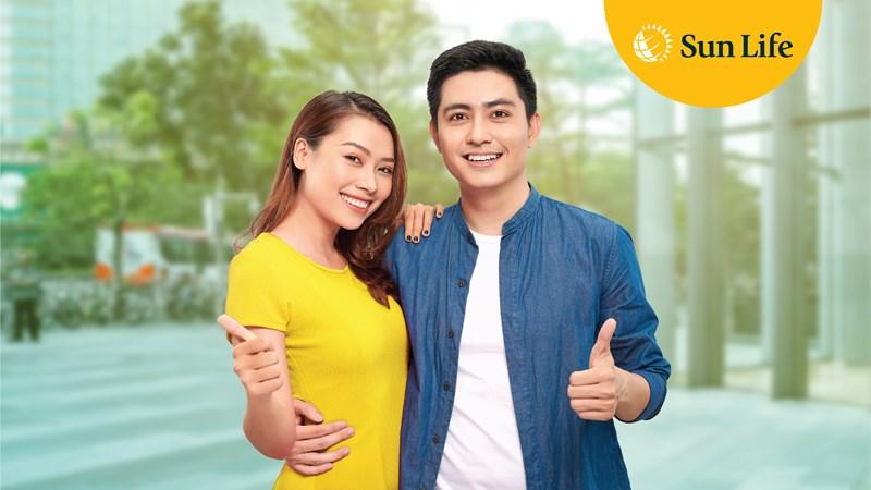 Sun Life Việt Nam ra mắt sản phẩm mới SUN - Sống Sung Túc