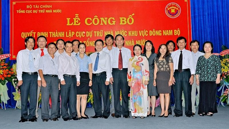 Nét son 65 năm xây dựng và phát triển ngành Dự trữ Nhà nước