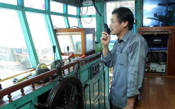 Quy chuẩn kỹ thuật quốc gia về thiết bị điện thoại VHF sử dụng trên phương tiện cứu sinh