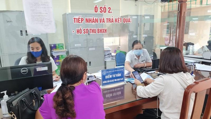 [Infographics] BHXH Việt Nam hỗ trợ hiệu quả doanh nghiệp, người lao động bị ảnh hưởng bởi dịch COVID-19