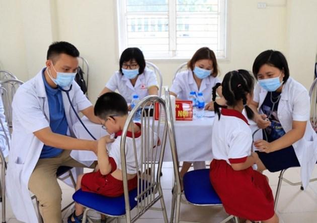Đảm bảo quyền lợi khám chữa bệnh bảo hiểm y tế cho học sinh, sinh viên