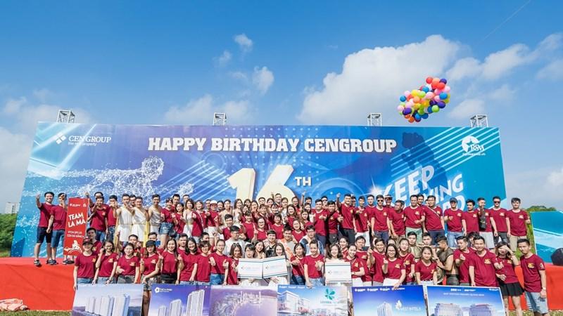 Làm việc ở CenGroup, người lao động được hưởng nhiều chế độ phúc lợi hấp dẫn