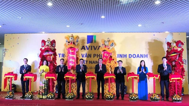 Aviva Việt Nam khai trương văn phòng kinh doanh thứ hai tại Hà Nội