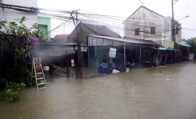 BHXH các địa phương chủ động ứng phó, phòng chống thiên tai bão lũ
