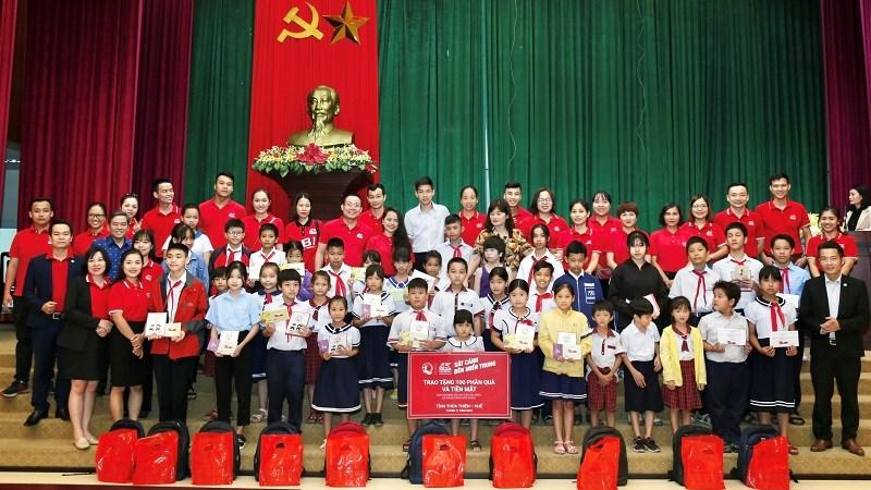 Generali Việt Nam hỗ trợ hơn 6,5 tỷ đồng cho người dân miền Trung
