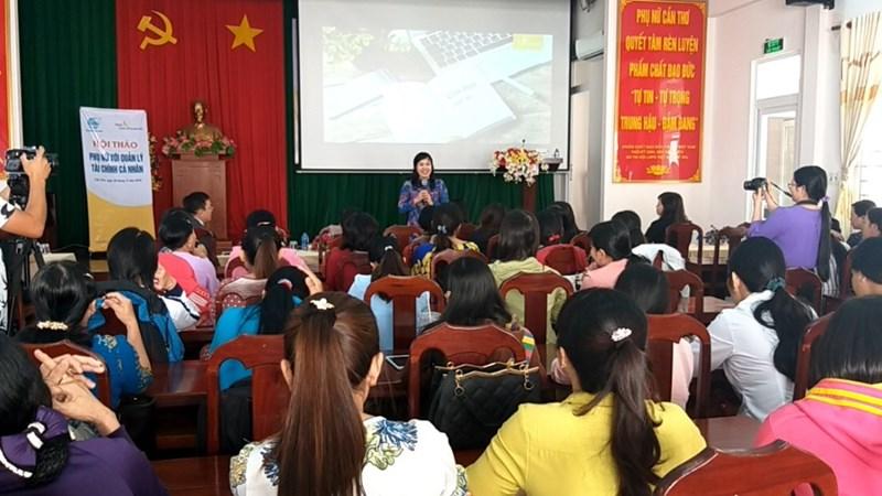 Sun Life nâng cao nhận thức về quản lý tài chính cá nhân cho phụ nữ