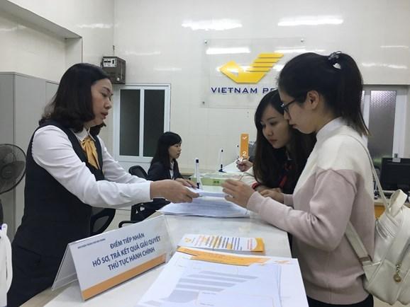 Ngành BHXH và điểm nhấn trong tiếp nhận hồ sơ, trả kết quả thủ tục hành chính qua dịch vụ bưu chính
