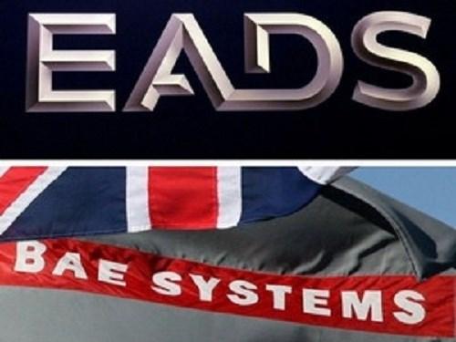 Anh ủng hộ việc sáp nhập tập đoàn BAE với EADS
