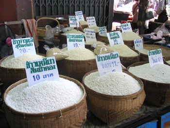 Thái Lan mất vị thế xuất khẩu gạo hàng đầu thế giới