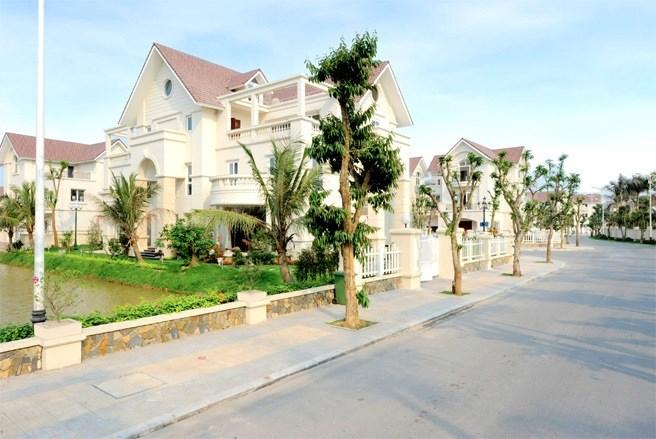 Vincom Village nhận giải thưởng bất động sản quốc tế 2013