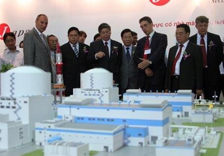 Khẩn trương hoàn thành Đề án đầu tư xây dựng nhà máy điện hạt nhân Ninh Thuận