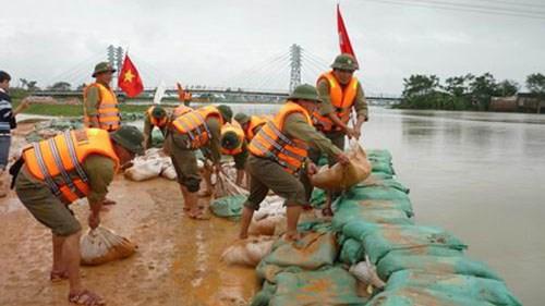 Phó Thủ tướng Hoàng Trung Hải chỉ đạo phòng chống thiên tai từng vùng sát với thực tế