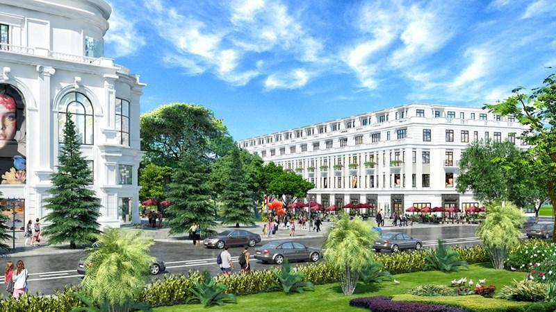 Vingroup ra mắt Vincom Shophouse Hải Phòng