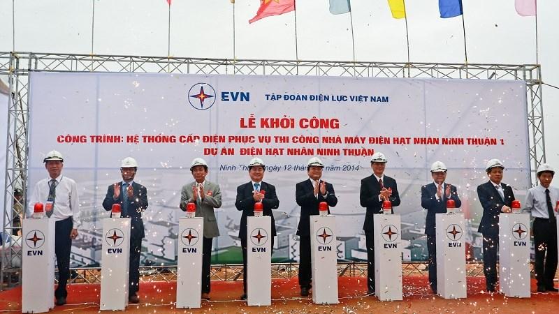 Thay thành viên thẩm định báo cáo đầu tư dự án điện hạt nhân Ninh Thuận