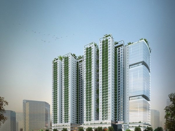Ra mắt khách hàng Thủ đô dự án Ecolife Capitol