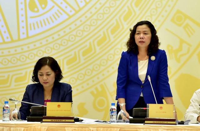 Thứ trưởng Vũ Thị Mai: Kiên quyết thu hồi nợ thuế của doanh nghiệp lớn
