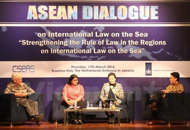 Đối thoại ASEAN về Luật Biển quốc tế: Cần tuân thủ UNCLOS  trong vấn đề Biển Đông