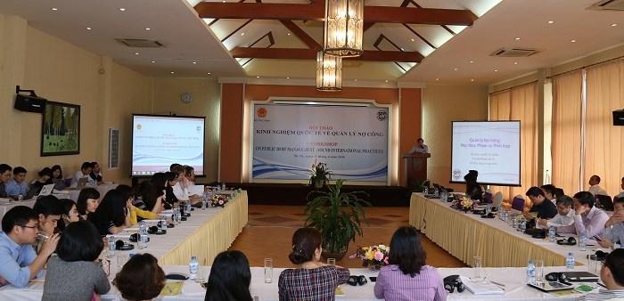 Chuyên gia IMF: Cần nhận diện các công cụ quản lý nợ ở Việt Nam