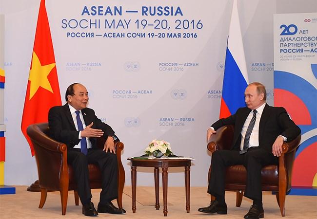 Nhìn lại chuyến tham dự Hội nghị cấp cáo ASEAN – Nga của Thủ tướng Nguyễn Xuân Phúc