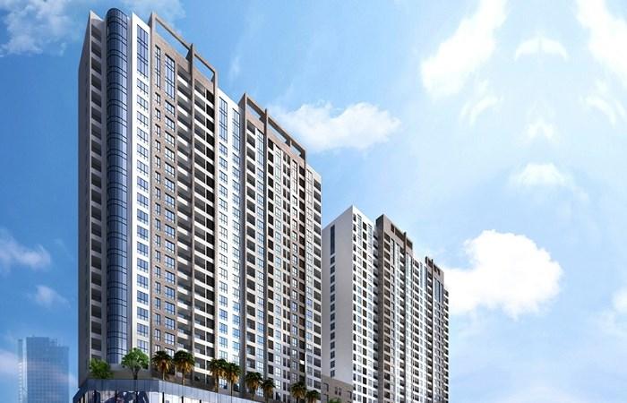 HDIS ra mắt dự án The Golden Palm