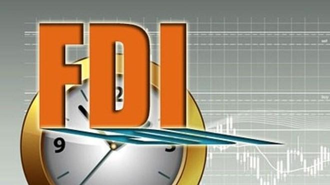 """8 tháng cấp phép cho 6 dự án FDI """"khủng"""""""