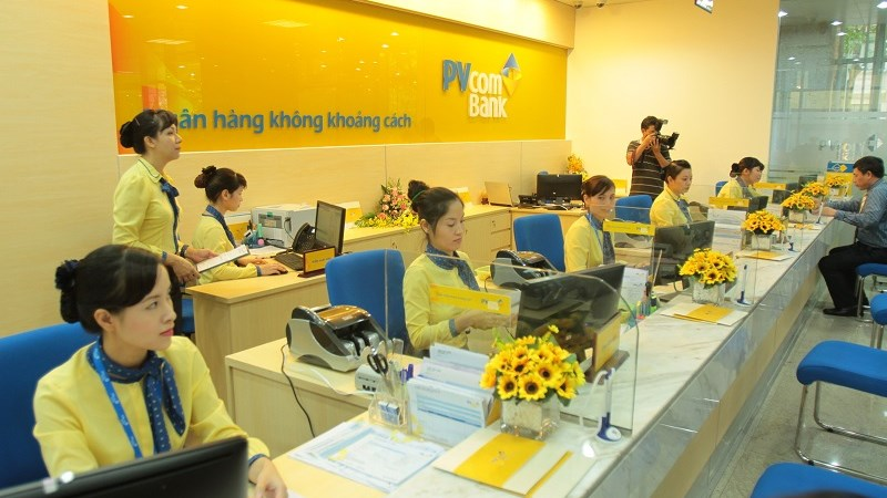 Miễn phí dịch vụ trả lương qua tài khoản tại PVcomBank