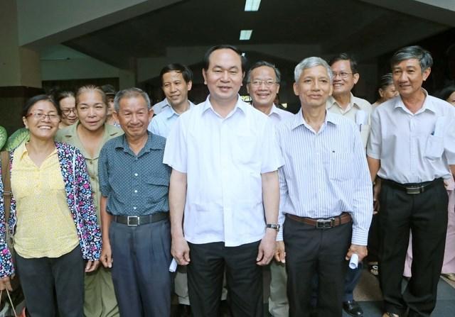 Gửi gắm niềm tin vào ứng viên đại biểu Quốc hội khóa mới