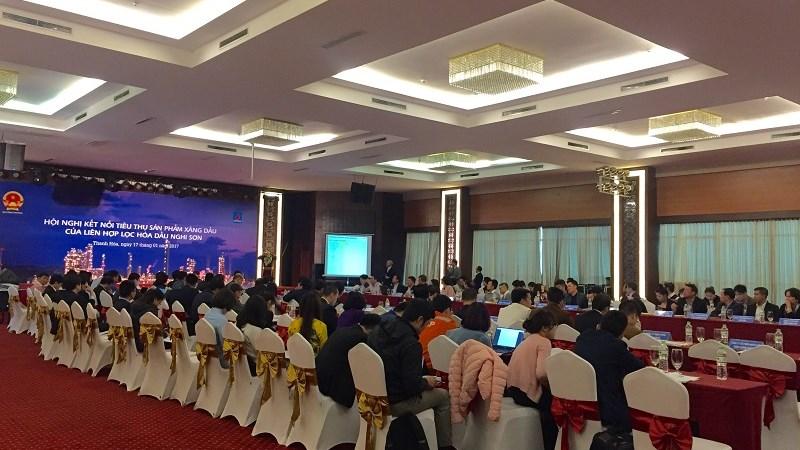 PVcomBank tham gia Hội nghị kết nối tiêu thụ sản phẩm xăng dầu