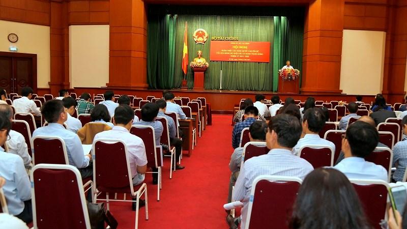 Đảng ủy Bộ Tài chính quán triệt các nghị quyết chuyên đề của Ban Chấp hành Đảng bộ Khối các cơ quan Trung ương