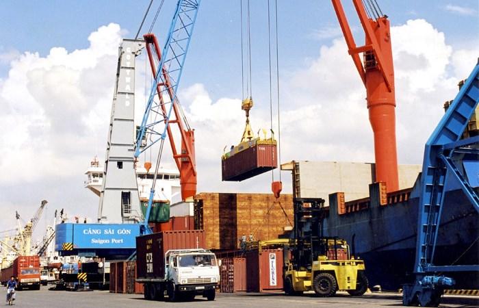 Tổng kim ngạch xuất nhập khẩu hàng hóa cả nước đạt hơn 107,58 tỷ USD