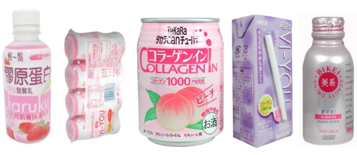 Tổng cục Hải quan hướng dẫn phân loại mặt hàng đồ uống chứa Collagen