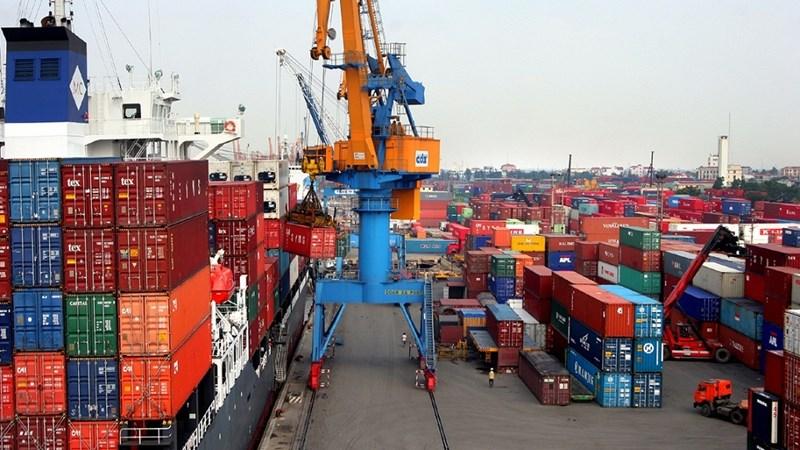 Kim ngạch xuất nhập khẩu hàng hóa 5 tháng đầu năm 2017 tăng 21,5% so với cùng kỳ