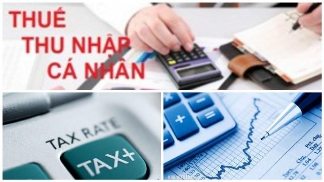 Xem xét sửa đổi quy định quyết toán thuế thu nhập cá nhân theo 2 phương án