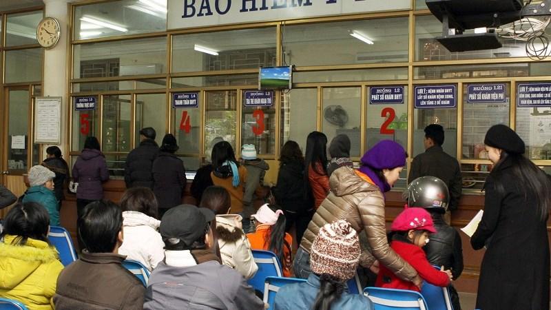BHXH Việt Nam phản hồi Bộ Y tế về giao dự toán chi khám chữa bệnh BHYT năm 2017