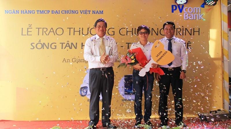 PVcomBank biến ước mơ thành hiện thực