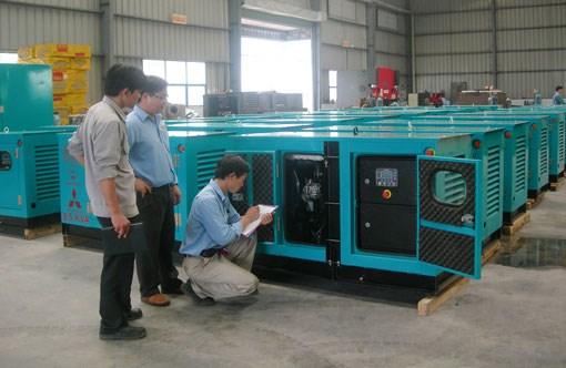 Hướng dẫn quy chuẩn kỹ thuật đối với máy phát điện dự trữ quốc gia
