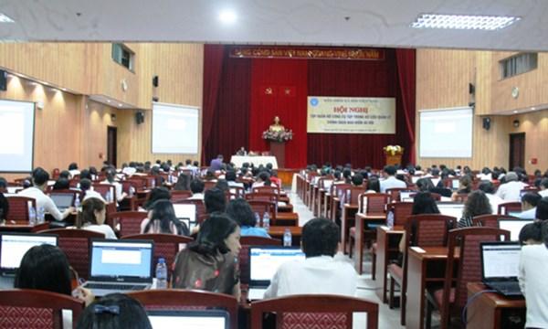 Hướng dẫn cán bộ sử dụng Bộ công cụ tập trung dữ liệu quản lý chính sách BHXH