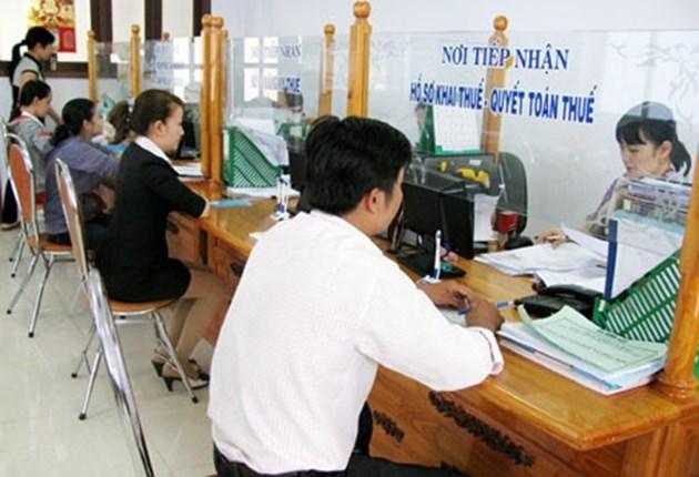 Bộ Tài chính công bố sửa đổi, thay thế 2 thủ tục hành chính thuế